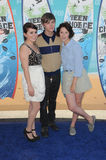 Mae Whitman,Sarah Ramos,Miles Heizer Stock Photos