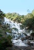 Mae Ya vattenfall Royaltyfria Bilder