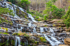 Mae Ya vattenfall Arkivbild