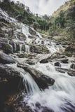 Mae Ya vattenfall Arkivbilder
