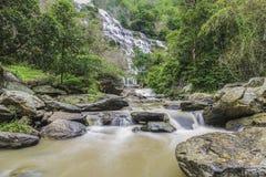 Mae Ya Wasserfall Stockfotografie