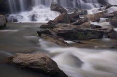 Mae Ya Wasserfall, Chiang Mai, Thailand Stockfotos
