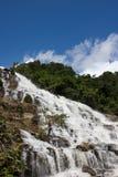 Mae Ya waterfall Stock Image