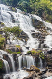 Mae Ya waterfall Royalty Free Stock Photos