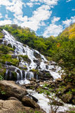 Mae Ya waterfall Stock Photography