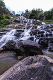 Mae Ya waterfall  in Chiang Mai, Thailand Stock Photography