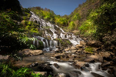 Mae Ya Waterfall Royalty Free Stock Image