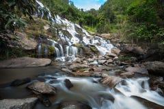 Mae Ya Waterfall Royalty Free Stock Image