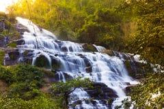 Mae ya waterfall in chiangmai Thailand Stock Photos
