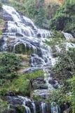 Mae Ya waterfall, Doi Inthanon national park, Chiang Mai  Thailanad Royalty Free Stock Photography