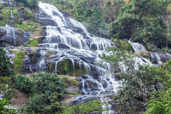 Mae Ya waterfall, Doi Inthanon national park, Chiang Mai  Thailanad Stock Image
