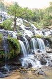 Mae Ya waterfall, Doi Inthanon national park, Chiang Mai Royalty Free Stock Photo