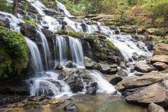 Mae Ya waterfall, Doi Inthanon national park, Chiang Mai  Thailand Royalty Free Stock Photos
