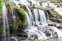 Mae Ya waterfall, Doi Inthanon national park, Chiang Mai  Thailand Stock Images