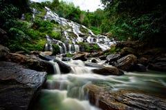 Mae Ya Waterfall Royalty Free Stock Photography