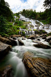 Mae Ya Waterfall Royalty Free Stock Photography