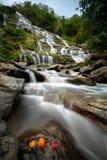 Mae Ya Waterfall Stock Images