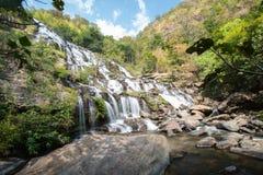 Mae ya waterfall, Doi Inthanon National Park Stock Photography