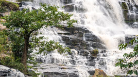 Mae Ya Waterfall in Thailand royalty free stock photography