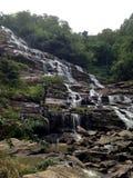 Mae ya wody spadek, Chiangmai, Tajlandia Zdjęcia Royalty Free