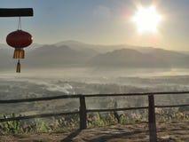 Maehongson-Tourismus Lizenzfreie Stockbilder