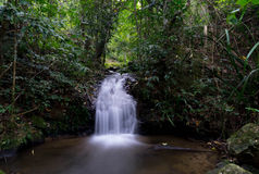 Maekampong waterfall Royalty Free Stock Photography