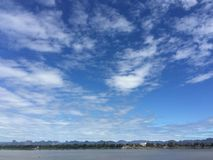 Maekhong-Fluss Stockbild