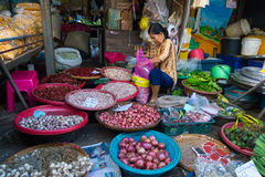 Maeklong Railway Market Stock Photos