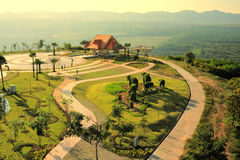 Maemoh National Park. Lampang Thaoland, is the National Park in EGAT, Electricity Generation Authority of Thailand Stock Photo