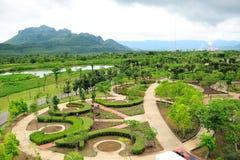 Maemoh park narodowy Zdjęcia Royalty Free