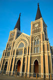 Maephra Patisonti Niramon教会,庄他武里,泰国 图库摄影