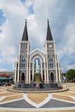 Maephra Patisonti Niramon Church Immagine Stock