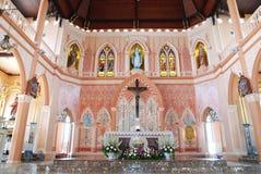 Maephra Patisonti Niramon Church Foto de archivo libre de regalías