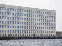 Maersk head office, Copenhagen Royalty Free Stock Photos