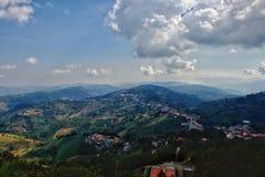 Maesalong berg Royaltyfria Bilder