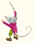 Maestro del ratón Fotos de archivo