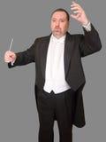 Maestro isolado: Parte dianteira sobre Fotos de Stock