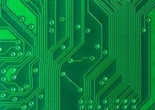 Maestro Pattern da placa de circuito impresso imagem de stock royalty free