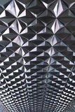 Maetal e struttura della geometria Fotografia Stock Libera da Diritti