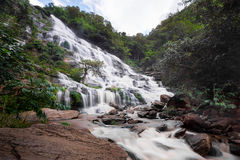 Maeya Waterfall, Chiang Mai Stock Photography