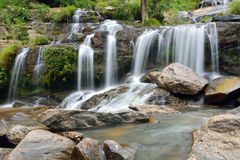 Maeya Waterfall Stock Images