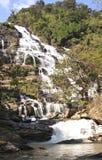 Maeya waterfall in  Doi Inthanon National Park, Chiang mai,Thailand. Maeya waterfall in  Doi Inthanon National Park, Chiang mai,Thailand Stock Photography