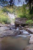 Maeya Waterfall Doi Inthanon National Park Stock Images