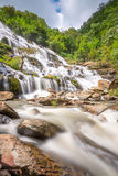 Maeya Waterfall Thailand Stock Images
