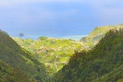 Mafeira海岛,葡萄牙,欧洲美丽的景色  免版税库存照片