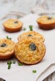 Maffins do atum Imagem de Stock