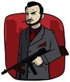 Mafia Royalty Free Stock Photography