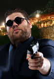 Mafia gangster Stock Photos
