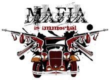 Mafia is immortal Royalty Free Stock Image