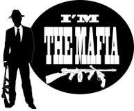 Mafia logo3 Fotos de archivo